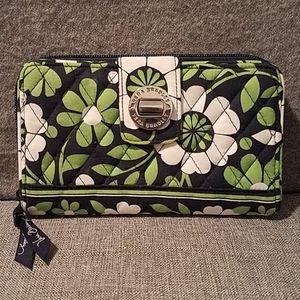 Vera Bradley Full Sized Wallet